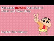 Shin-chan in English! (Part 1) - English Dub History and Analysis