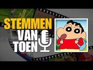 De stem van 'Shinchan' - Melise de Winter - Dutch language
