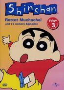 Shinchan DE - Folge 3 DVD