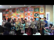 Crayon Shinchan Theme song - Tim Angklung PPI Tokodai -2015-