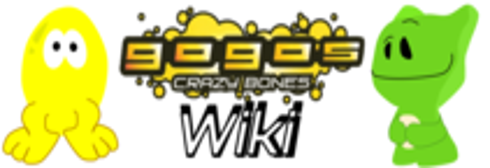 Crazy Bones-Pedia Wiki