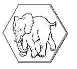 Talisman elefante