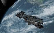 Large-Spaceship-In-Earth-Orbit-1280x800