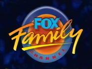 Fox Family Prelaunch Logo