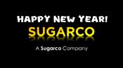SUGARCO 2nd Logo Happy New Year