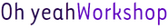 Oh Yeah Workshop Alt Logo