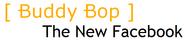 Buddy Bop The New Facebook Logo