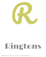 Ringtons new logo