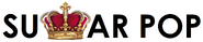 Sugar Pop Crown Logo