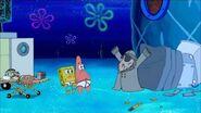 SpongeBob Music Footsteps of Horror