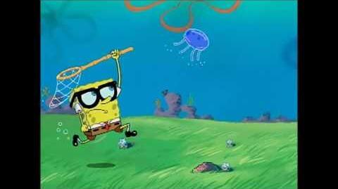 SpongeBob Music - Hit and Run Sam Spence