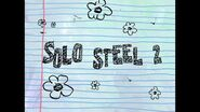SpongeBob Music Solo Steel 2