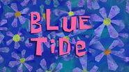 SpongeBob Music Blue Tide-1