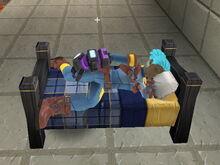 Creativerse plaid bed 2019-05-18 00-53-56-064.jpg