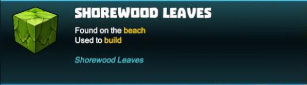 Shorewood Leaves