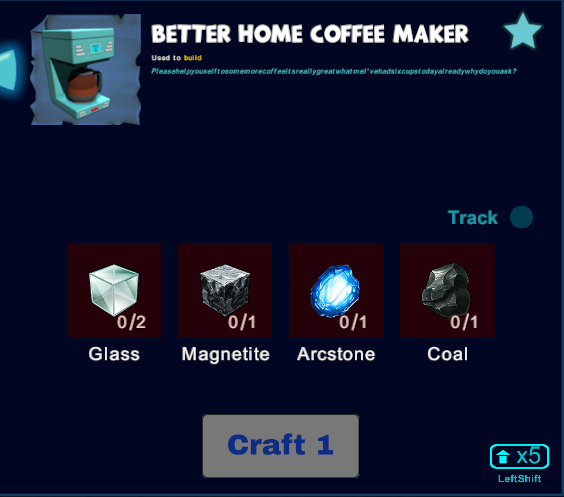 Better Home Coffee Maker