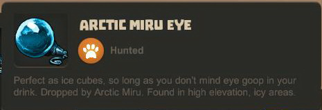 Arctic Miru Eye