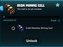 Creativerse unlocks R41 iron mining cell01.jpg