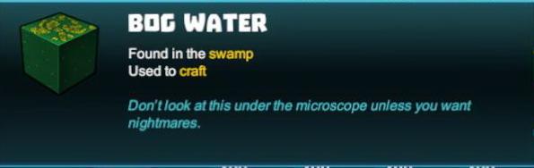 Bog Water