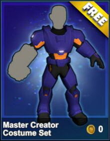 Creativerse Master Creator Costume Set free after R55 August 22nd 2018.jpg