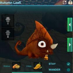 Autumn Leafi