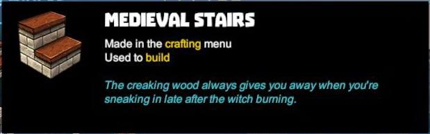 Medieval Stairs