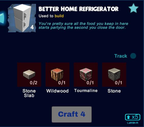 Better Home Refrigerator