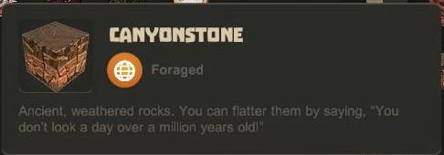 Canyonstone