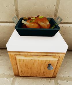 Exquisite roast bird placemat.png