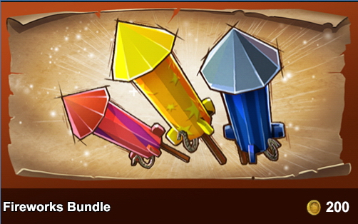 Fireworks Bundle