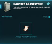 Creativerse R35 Halloween crafting unlock009.jpg