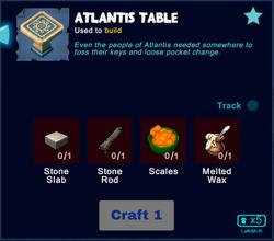 Atlantis table craft.png