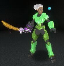 Creativerse Master creator green 2018-08-22 21-42-52-68 5 basic armor costume sets.jpg