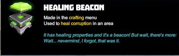 Healing Beacon