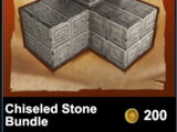 Chiseled Stone Bundle