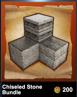 Chiseled Stone Bundle