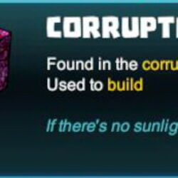Corrupted Leaves
