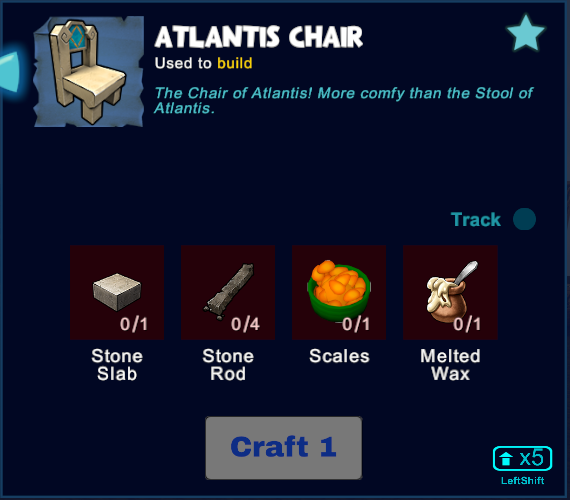 Atlantis Chair