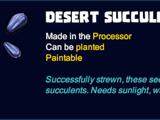 Desert Succulent Seeds
