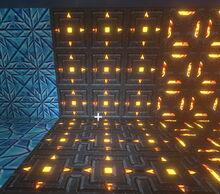 Creativerse Aztec Furnace Wall glows now001.jpg