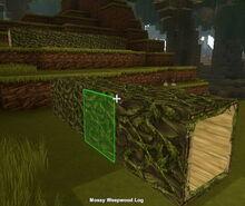 Creativerse mossy weepwood log1001.jpg