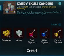 Creativerse candy skull candles crafting recipe 2017-11-01 20-57-23-09.jpg