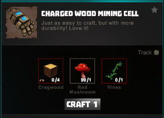 Creativerse crafting recipes R34 Mining Cell 0003.jpg