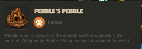 Pebble's Pebble