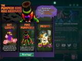 Pumpkiru's Candy Campaign