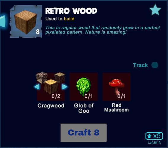 Retro Wood