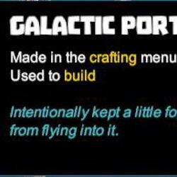 Galactic Porthole