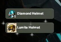 Creativerse unlock R22 Diamond armor Lumite133.jpg
