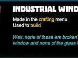 Industrial Window