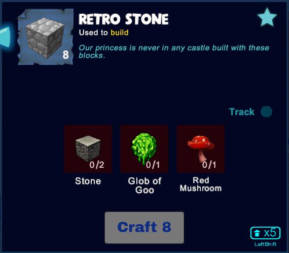 Retro Stone
